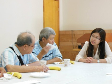 AAFE hosts a legal clinic for tenants.